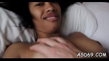 Curvaceous oriental slut gets fucked in various positions