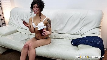 Oregon Hotwife Fucks On First Casting Thumb