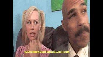 Teens sucking mens dick - Racist dad watch daughter suck bbc
