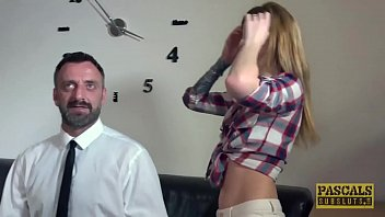 Submissive Teen Melissa Meddison Destroyed By Rough Sex