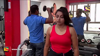 Beautiful and sexy actress - Beautiful reema vohra other sexy aunty huge boobs scene from cp a special gim show