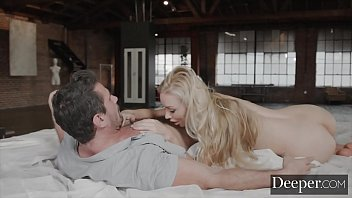 Deeper. Kayden Kross is a Painting of Perfection Preview