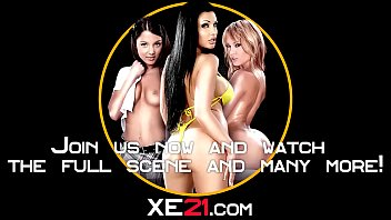 Babe in Stockings Gets Ass Banged
