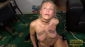 Submissive milf Nova Shields anally pounded by rough dom