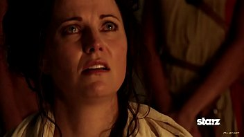 Lucy lawless - spartacus: vengeance e01 (2012)