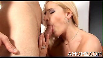 Mamma rides cock as a cowgirl preview image