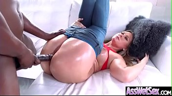 (Addison Lee) Gorgeous Girl With Huge Ass Enjoy Deep Anal Bang clip-02