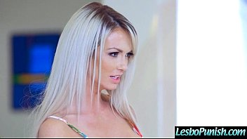 Punish Sex With Dildos Used By Lesbian Girls (Brooke Paige & Marsha May) vid-04