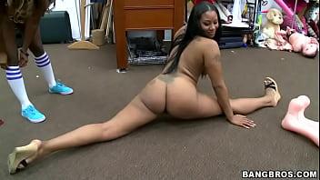 Ass big black mpeg - Big chocolate asses