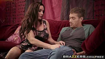 Brazzers - Milfs Like it Big - My Dates Mom scene starring Diamond Foxxx and Xander Corvus