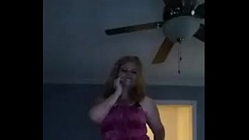 Sexy woman from fb dancing