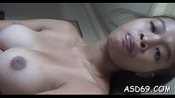 Passionate babe with a hot sexy body rides a weenie like a pro