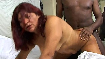 Interacial sex pict gallery - Latin milf go to black 2