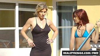 RealityKings - Moms Lick Teens - Brooke Haze Cory Chase - Poolside Discipline