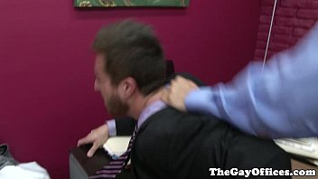 Bryce Star fucking his boss in office