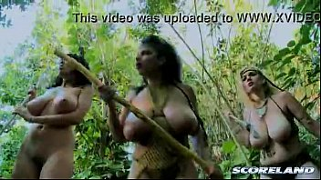 Big titted jungle girls