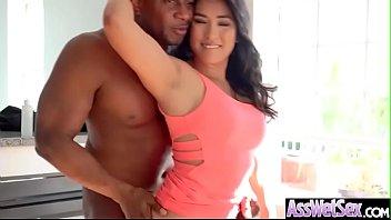 (Mia Li) Luscious Girl With Round Big Ass In Hard Anal Sex movie-23