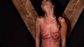 Nails in tits torture videos Destruction of her splendid breasts 2