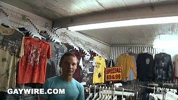 Gaywire - Gay Bargain Fucking At The Flea Market In Miami