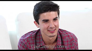 Gay showguys 283 galleries Hd - gaycastings amateur guy takes first big dick on camera