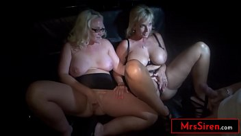 Big Tits MILFs in Public Serve As Jackoff Material and Cum Objects