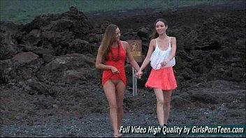 Mary and Aubrey II hot porn tits lesbians funny