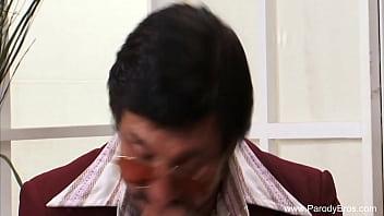 Big Tit Redhead Does The Mafia Boss Enjoying The Fucking 12 min