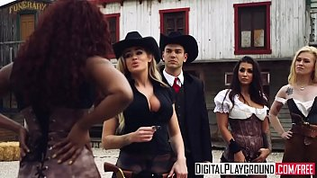 Sexuality story xxx - Rawhide movie from digital playground