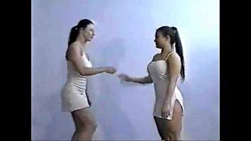 Charlene wittstock nude Charlene rink vs a girl
