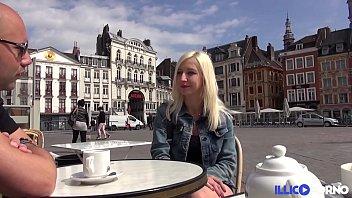 Lize, la ch'tite blonde libertine [Full Video]