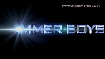 Bareback Jack Paul from Hammerboys TV