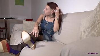 Simply Amanda loser footslave preview720