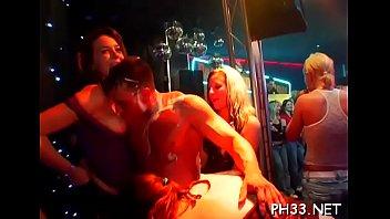 Strip screws Drunk cheeks in club screwed and sucked strip dancers 10-pounder