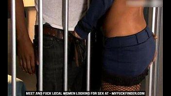 Lisa Ann Fucks Tyler Knight Hist In Jail
