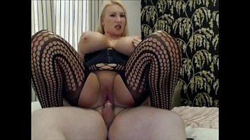 Spunk on my Huge Milf tits my free cam SophieJames.Live