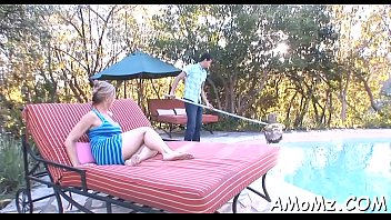 Milf hottie tubes - Mamma shows off banging talents