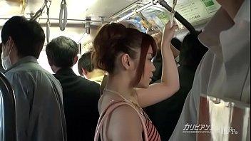 痴漢路線バス ~亀頭大好き逆痴漢女~