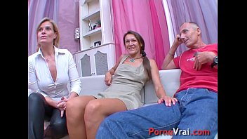 Two Girls And One Boy V. Orgasm!! French Amateur