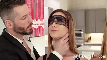 Mom And Daughter Try New BDSM Subscription- Aubrey Black, Ana Rose