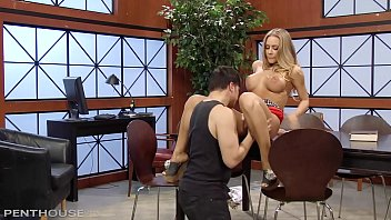 The penthouse porn game Smoking hot librarian nicole aniston fucked 101 ways