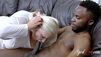 AgedLovE Lacey Starr Interracial Hardcore Footage porno izle
