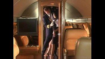 sesso più caldo in aereo
