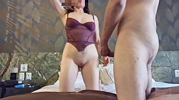 The first time I put it in the anus of a hotwife and oh my god that's enjoying it, anal orgasm. Please do it for my ass, Isis Mexican amateur MILF.