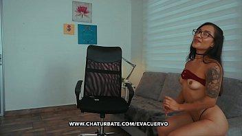 Eva Cuervo - JOI - Tutorial for masturbation by Cipriani