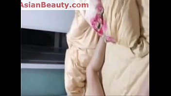 Hot Asian Wife Riding On Top 3P Threesome  -  Fuckasianbeauty.com