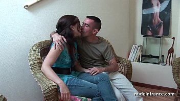 Young french libertine anal pounded by her boyfriend for an amateur casting