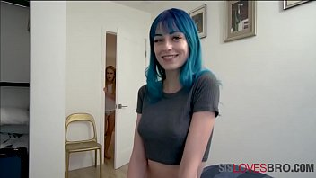 A Very Horny Siblings Re-union- Jewelz Blu And Natalie Knight