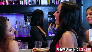 Amia lui anal movie Digitalplayground - the pickup line 2 amia miley and justin hunt