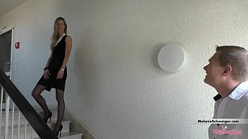 Dress heel high in sexy woman Melanie schweiger wird nach firmenschulung im hotelzimmer gefickt und creampie