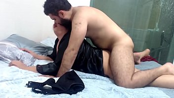 INDIAN WOMAN FUCKED BY FRIEND'S HUSBAND IN THE ASS صورة